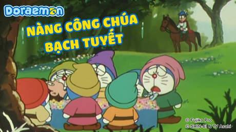 Doraemon và các vở kịch kiệt tác - Tập 8: Nàng công chúa Bạch Tuyết