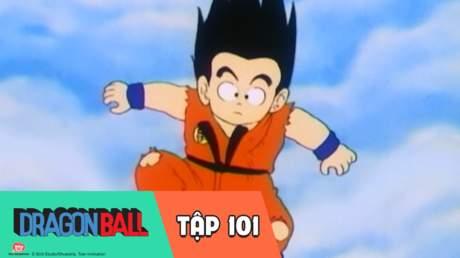 Dragon Ball - Tập 101: Đại hội võ thuật kết thúc