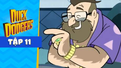 Duck Dodgers - Tập 11: Ám sát Duck Dodgers