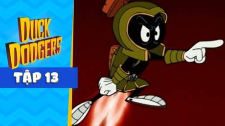 Duck Dodgers - Tập 13: Kẻ thù mạnh nhất