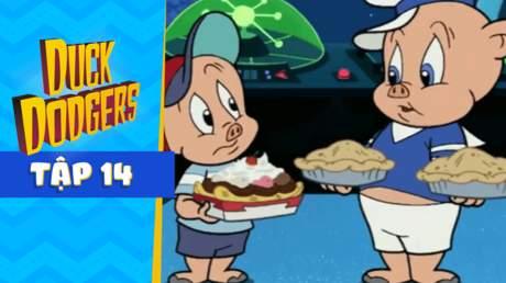 Duck Dodgers - Tập 14: Hoàng tử trở về