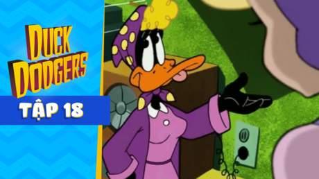 Duck Dodgers - Tập 18: Cộng sự mới