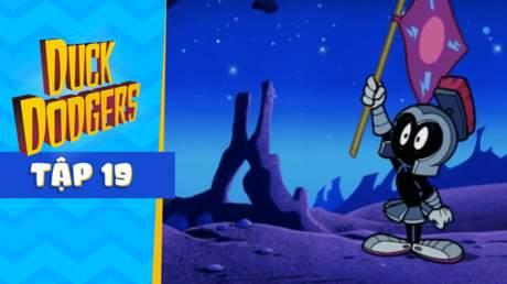 Duck Dodgers - Tập 19: Giải cứu hệ mặt trời