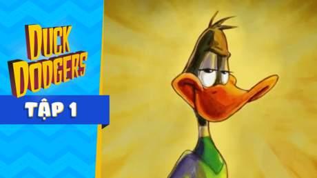 Duck Dodgers - Tập 1: Mỹ nhân hành tinh lạ