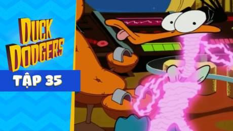 Duck Dodgers - Tập 35: Kẻ hủy diệt hành tinh