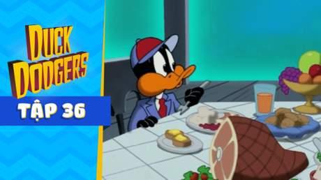 Duck Dodgers - Tập 36: Bộ não độc nhất