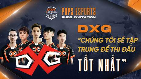 Behind the Scene - DivionsX Gaming: Chúng tôi sẽ tập trung thi đấu tốt nhất