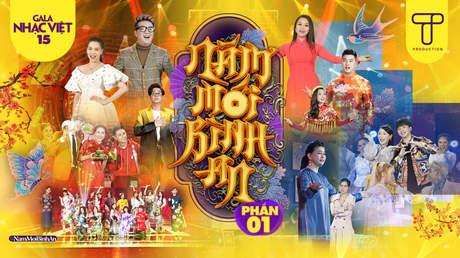 Gala Nhạc Việt 2021 - Đại Nhạc Hội Tết Tân Sửu (P1)