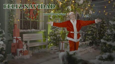 Christmas songs: Feliz Navidad - Nguyễn Phi Hùng