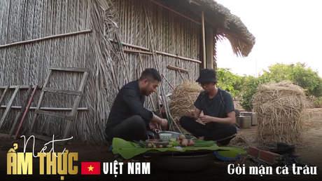 Nét ẩm thực Việt: Gỏi mận cá trâu