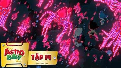 Go Astro Boy Go! - Tập 14: Bộ mặt của cá