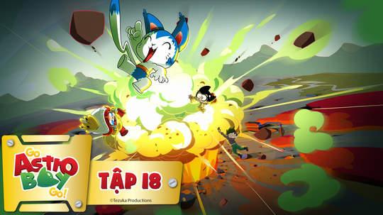 Go Astro Boy Go! - Tập 18: Khí thoát ra