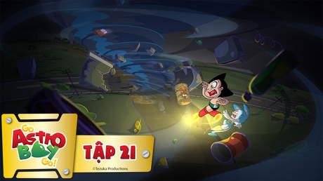 Go Astro Boy Go! - Tập 21: Trong một vòng quay