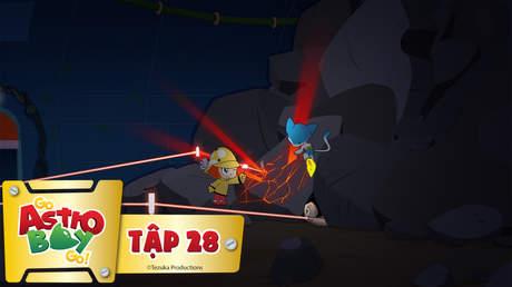 Go Astro Boy Go! - Tập 28: Kết thúc của cầu vồng
