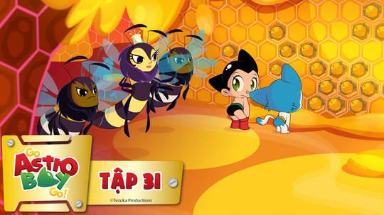 Go Astro Boy Go! - Tập 31: Là ong hay không phải ong