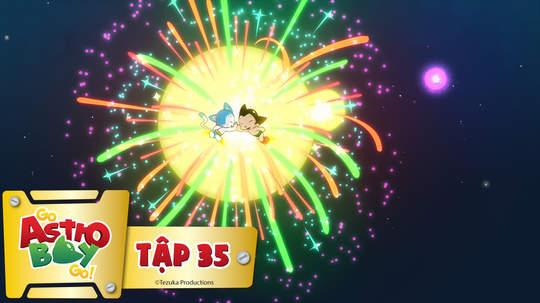 Go Astro Boy Go! - Tập 35: Phản ứng dây chuyền