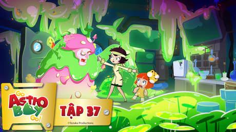 Go Astro Boy Go! - Tập 37: Càng ngày càng đau