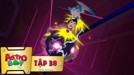 Go Astro Boy Go! - Tập 38: Trong bóng đêm