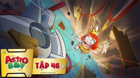 Go Astro Boy Go! - Tập 46: Vua Kitty
