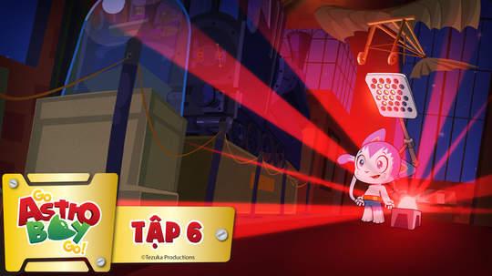 Go Astro Boy Go! - Tập 6: Câu chuyện của cá voi