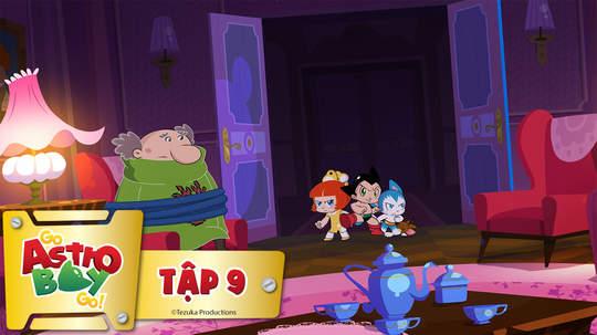 Go Astro Boy Go! - Tập 9: Những điều cơ bản, Astro thân mến