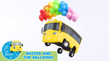 Go Buster: Buster And The Balloons