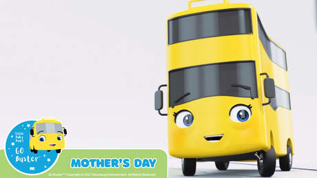 Go Buster: Mother's Day