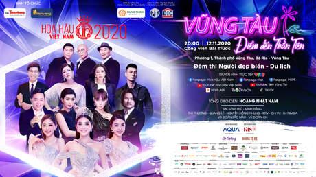Hoa Hậu Việt Nam 2020 - Người Đẹp Biển - Người Đẹp Du Lịch