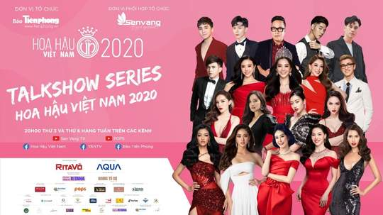 Talkshow Series - Hoa Hậu Việt Nam 2020 - Trailer