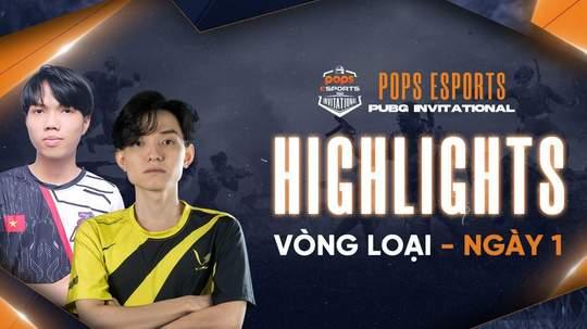 Highlights PPI2020: Vòng Loại - Ngày 1