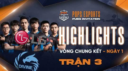 Highlights VCK Ngày 1 - Trận 3
