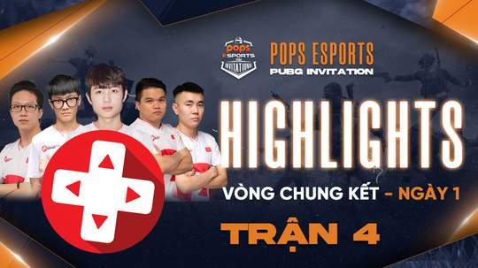 Highlights VCK Ngày 1 - Trận 4
