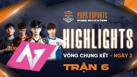 Highlights VCK Ngày 2 - Trận 6