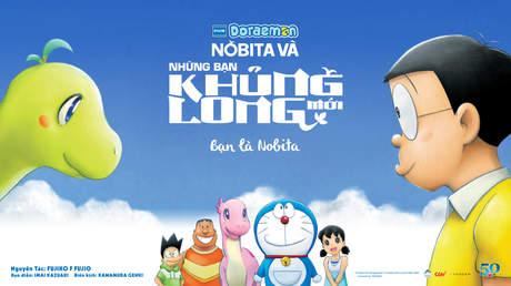 Doraemon Movie 2020 - Trailer (Phụ đề): Nobita và những bạn khủng long mới