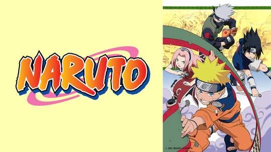 Naruto - Trailer