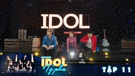 Idol tỷ phú - Tập 11