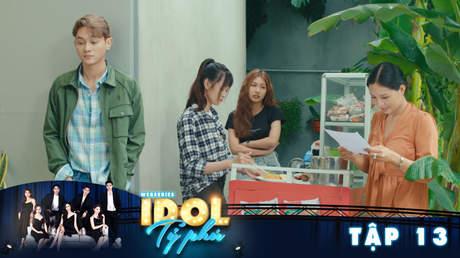 Idol tỷ phú - Tập 13