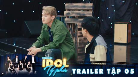 Idol tỷ phú - Trailer tập 5