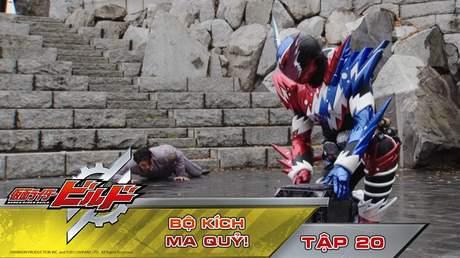 Kamen Rider Build - Tập 20: Bộ kích ma quỷ!