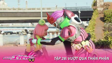 Kamen Rider Ex-aid - Tập 28: Vượt qua thân phận