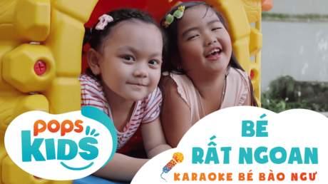 Karaoke bé Bào Ngư - Bé rất ngoan