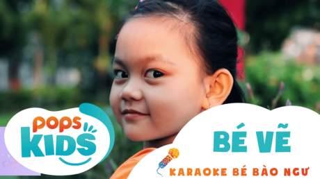 Karaoke bé Bào Ngư - Bé vẽ