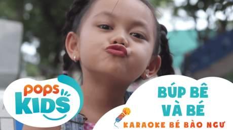 Karaoke bé Bào Ngư - Búp bê và bé