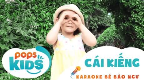 Karaoke bé Bào Ngư - Cái kiếng