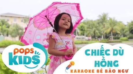 Karaoke bé Bào Ngư - Chiếc dù hồng