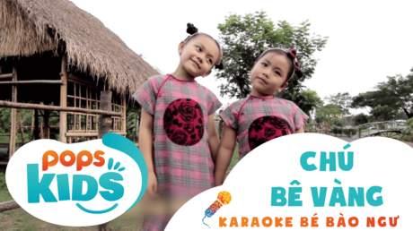 Karaoke bé Bào Ngư - Chú bê vàng