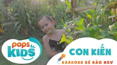 Karaoke bé Bào Ngư - Con kiến