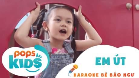 Karaoke bé Bào Ngư - Em út