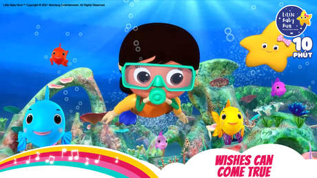 Little Baby Bum - Superclip 11: Wishes Can Come True