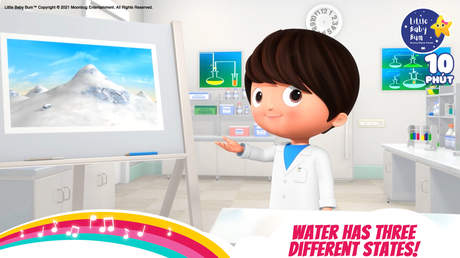 Little Baby Bum - Superclip 13: Water Has Three Different States!